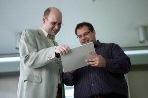Individualsoftware entsteht im Dialog
